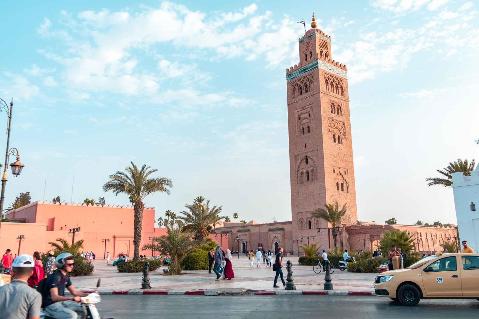 Pensieri-a-caldo-post-Marocco-Moschea-della-Kutubiyya
