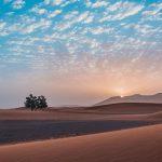 Alba-deserto-Marocco