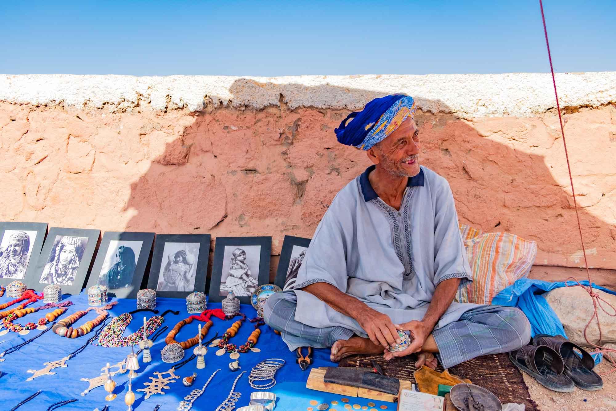 marocco-emozioni-in-5-foto-marcante-berbero-di-Ourzazate