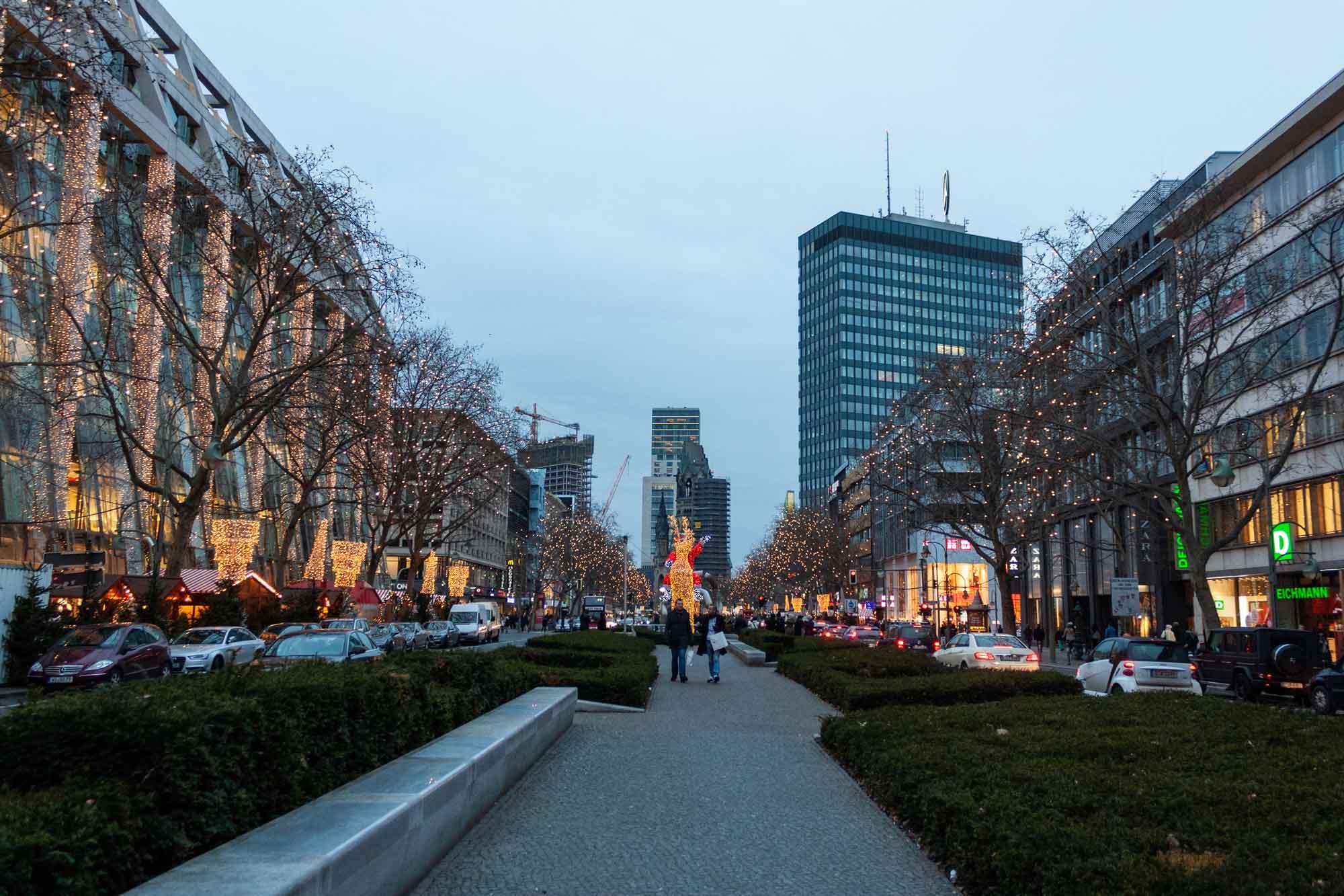 viaggio-a-berlino-tauentzienstrabe