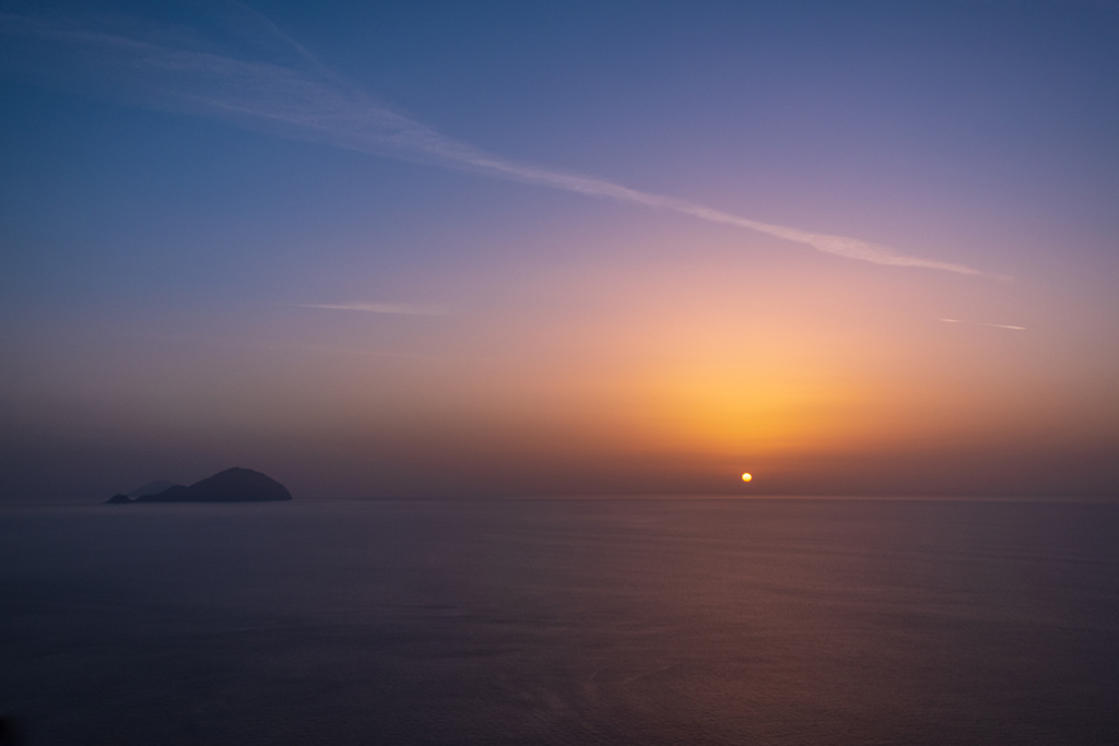 eolie-isola-di-salina-un-matrimonio-dal-profumo-di-Sicilia-tramonto-pollara